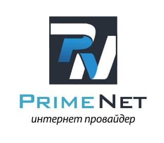 логотип интернет-провайдера PrimeNet