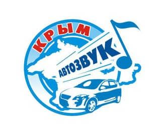 логотип  Крым Авто Звук