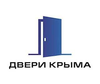 логотип для компании Двери Крыма