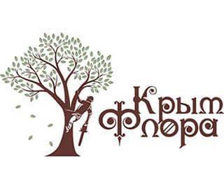 логотип для компании Крым Флора