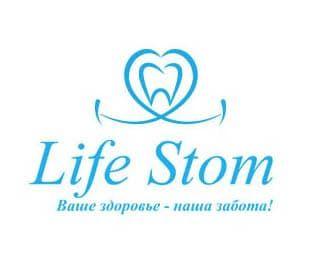 логотип для компании Life Stom