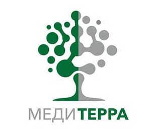 логотип для компании Медитерра