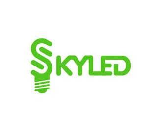 логотип skyled - led лампы 2